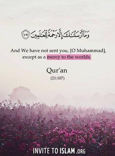 Quran 21:107 https://www.facebook.com/Bayan4HD