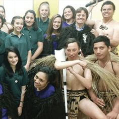 TSB Stadium Arts tatoo Powhiri 2014 - Kia ora whanau we had a wonderful powhiri Friday 28-11-14 at the TSB stadium we were there from11am sharp