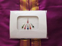 Crystal Adorable Bindi Forehead Jewelry Decorations for Forehead Makeup.