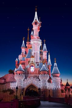 Disney Paris :) Can't wait until Feb.