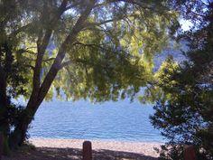 Chubut, Lago Futalaufquen, Punta Mattos