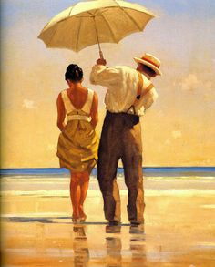 Jack Vettriano... | Kai Fine Art. One of the tons of pictures that i have into my house. And one of my favourite