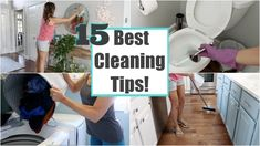 15 Tips and Tricks for a Best Home Cleaning Clean your Home Clean House, Cleaning Hacks, Home Goods, Advertising, Cinema, Coding, Youtube, Movie Theater, Movies