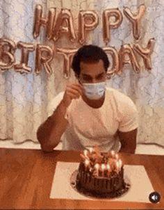 Fødselsdag mand
