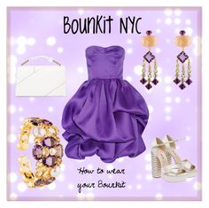 How to wear your Bounkit by bounkitnyc on Polyvore featuring Oscar de la Renta, Miu Miu and Jason Wu