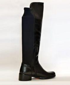 cizme-negre-5125-a Fall Shoes, Riding Boots, Fall Winter, Collection, Women, Fashion, Horse Riding Boots, Moda, Women's