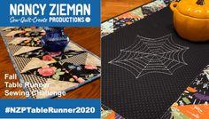 Halloween Nzp 2020 50+ Fall Table Runner Challenge ideas in 2020 | nancy zieman, fall