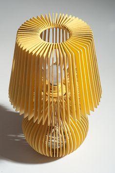 yellow submarine, no this is yellow lamp