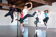 Ever heard a #BODYJAM song in public and felt the urge to bust out a move?