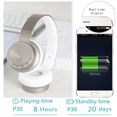 Aliexpress.com : Buy Sound Intone P30 Wireless Headphones With Mic Support TF Card Bluetooth Headphone Over ear Headsets For Xiaomi For iPhone PC  from Reliable wireless headphone with mic suppliers on Sound Intone Official Store