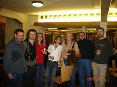 Ginebra 2006 OAI. Equipo E-LIS Julio Alonso, Thomas Kritchel, Fernanda Peset, Toñi Ferrer, Zapopan Muela
