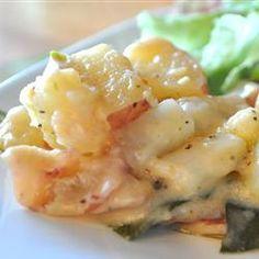 Grilled Potato Casserole Allrecipes.com