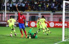 Venezuela jugará en Costa Rica previo a la Copa América Centenario