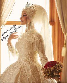 2018 Most Elegant Hijab Bridesmaid Dresses, www.tesetturelbis …, - 2018 Most Elegant Hijab Bridesmaid Dresses, www. Wedding Dresses Atlanta, Wedding Dresses Near Me, Affordable Wedding Dresses, Colored Wedding Dresses, Bridal Dresses, Bridesmaid Dresses, Muslim Wedding Gown, Muslimah Wedding Dress, Wedding Gowns