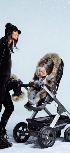 Keep your baby warm this winter.