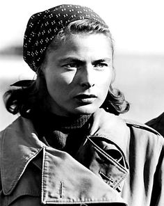 Ingrid Bergman • In Stromboli (1950)