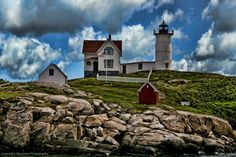 Nubble Lighthouse, Kittery, ME