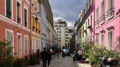 Selfies y ferias de comida en la calle D'Austerlitz