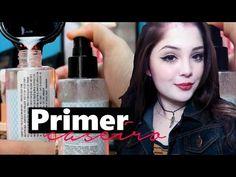 FAÇA VOCÊ MESMO: PRIMER CASEIRO   BrunaTV - YouTube