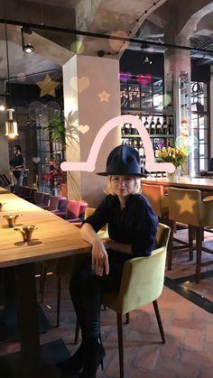 My hattrick, Vivienne Westwood mountain hat