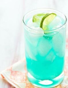 Blue Margarita Recipe