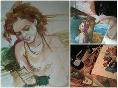 #anikoart #drawingartist #artist #fineart #portrait #painter #hungarian #hungarianpainter #etsy #remannepaint #salepaintings #realisticdrawings #realisticarts #nudedrawing #nudeart https://www.etsy.com/shop/RemannePaint