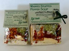 #Wapato #Stuffed #Pepper #Soup