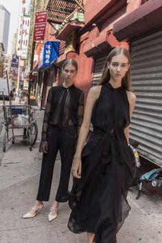 Wes Gordon - Spring 2017 Ready-to-Wear