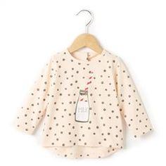 Camisola de mangas compridas estampada R baby - Bebé menina