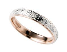 商品の特徴 | WW | ウェディングコレクション | 結婚指輪・婚約指輪 | アイランズ ハワイアンジュエリー