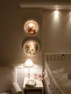 nichos circulares - quarto bebe - Pesquisa Google