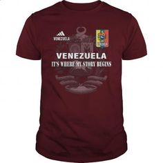 Venezuela - #pullover hoodies #t shirt printer. BUY NOW => https://www.sunfrog.com/LifeStyle/Venezuela-Maroon-Guys.html?60505