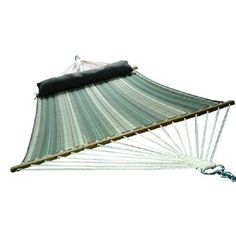 allen + roth 156-in Polyester Hammock at Lowes $138