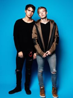 Sam and Colby💙💙 Colby Brock, Sam And Colby, My Future Boyfriend, To My Future Husband, Aaron Doh, Vs The World, Emo Boys, Trap, You Are The Father