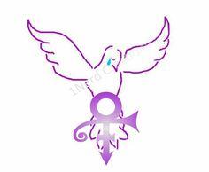 Prince shirt - RIP Prince - When Doves Cry - Symbol - purple rain