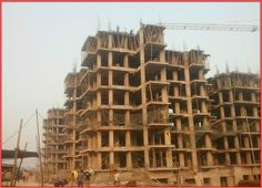 #SHRI Group 26 July 2013 Construction Progress of Tower-3