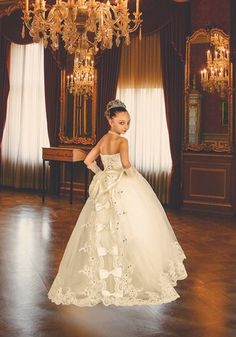 """For questions regarding renting couture dresses contact rental@lovebabyj.com Glass slippers. Handsome princes. Fairy Godmothers. Wonderful dreams come true... Never stop Believing in Magic! """"Queen Of"""