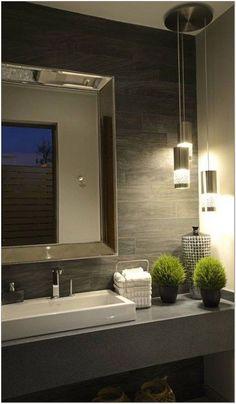 66+ Stunning Spa Bathroom Decorating Ideas 8 - decorhomesideas #bathroom#bathroomdecorating#bathroomideas