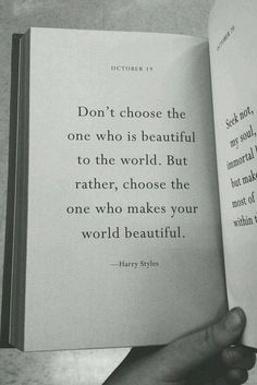 Words of wisdom from Harry Styles Motivacional Quotes, Quotable Quotes, Great Quotes, Words Quotes, Inspirational Quotes, Sayings, Qoutes, Lyric Quotes, Wisdom Quotes