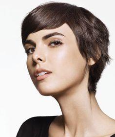 Light Brown Pixie Cut   Hair cuts   Pinterest