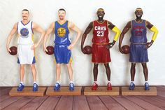 China factory NBA sports stars bobble head.For more, go to website: www.millionpromos.com