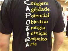 Yes!  Shirt from CDO Mestre Panão, Richmond, VA