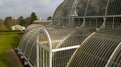 Kew Gardens in England.