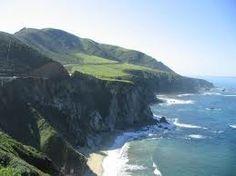 Big Sur,  California coast line  breathtaking views