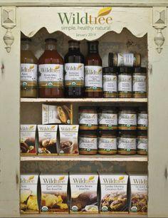 Stock your pantry with healthy Wildtree choices. GMO-Free, no pesticides, no irradiation, no High-Fructose Corn Syrup. Click thru to shop Wildtree. www.HealthyRecipesQuick.com/Wildtree