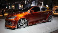 Supercharged Lexus CT 200h
