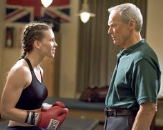 Million Dollar Baby Movie: Clint Eastwood Cliché-Ridden Oscar Winner