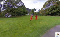 Google Street View 9