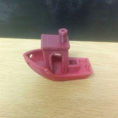 Something we liked from Instagram! 3Dbenchy printed using Strooder Filament. Some great red/purple colourings. #strooder #3d #3dprinters #3dprints #3dprinted #3dprinter #3dprint #3dprinting #fdm #ultimaker #ultimaker2 #makers #make #maker #creative #3dbenchy #benchy #purple #red #boat #test #testprint #tech #technology #tugboat #3dmodel #ship by omnidynamics check us out: http://bit.ly/1KyLetq