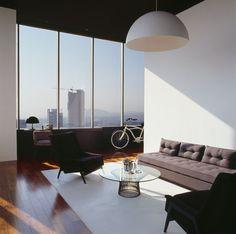 A room with a view.  Distrito Capital, Mexico City
